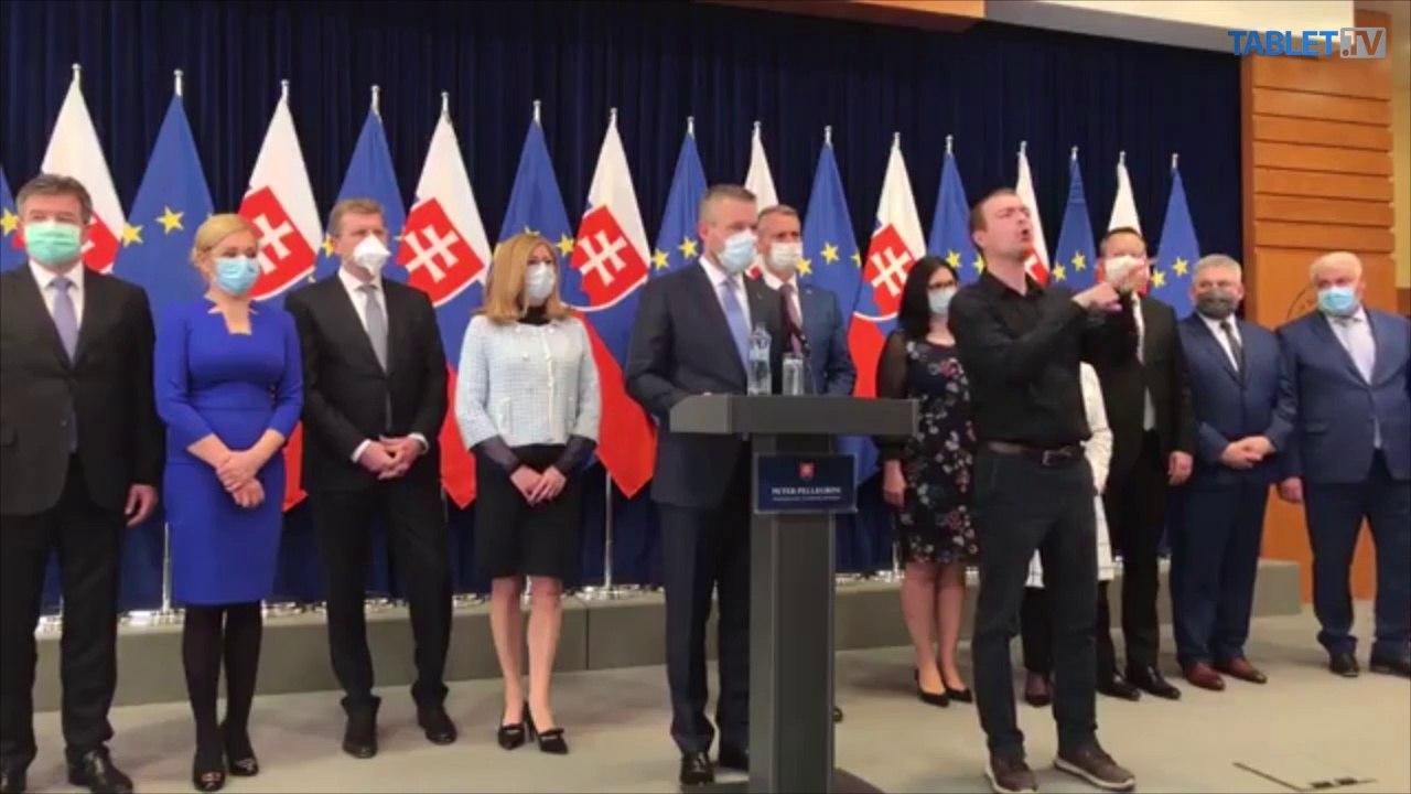 ZÁZNAM: TK po skončení rokovania Vlády SR