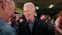 Sanders And Biden Come Together On CoronaVirus