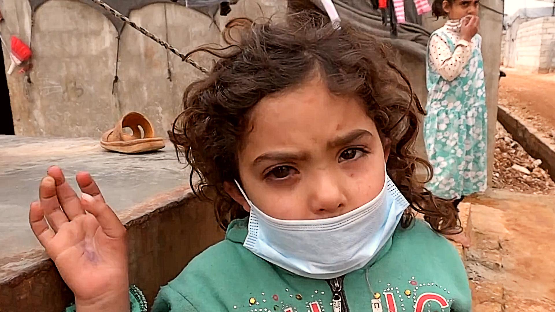 Coronavirus pandemic leaves refugees vulnerable
