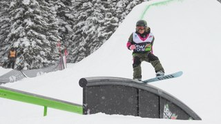 Video Highlights: Best of Women's Snowboard Slopestyle   Dew Tour Copper 2020