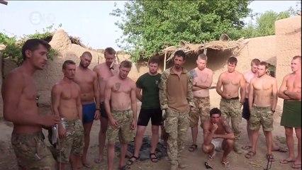 """Channel 5 en Grande Bretagne suit le quotidien de militaires britanniques, les """"Royal Marines""""  en mission en Afghanistan  - XYZ"""