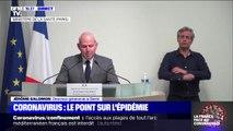 """Coronavirus: """"Nous approchons les 50.000 tests réalisés au total"""" en France, selon le directeur général de la Santé"""