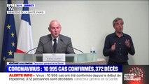 """Coronavirus dans le Grand Est: à Mulhouse, """"l'hôpital militaire se met en place"""", selon Jérôme Salomon"""