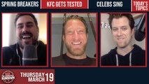 Barstool Rundown - March 19, 2020