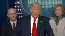 Donald Trump annonce que l'agence américaine du médicament a validé la chloroquine comme traitement contre le coronavirus