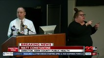 Two Kern County residents test positive for the coronavirus