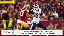 Rams Release Todd Gurley