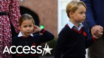 Prince George and Princess Charlotte's School Sends Kids Home Amid Coronavirus Scare (Reports)