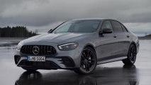 The new Mercedes-Benz AMG E 53 Limousine Exterior Design