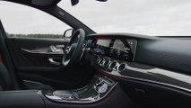 The new Mercedes-Benz AMG E 53 Limousine Interior Design