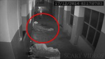 Ghost Coming Out Of mortuary Caught On CCTV Camera - Most Shocking Ghost Sighting - Scary Videos