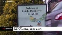 Irische Brennerei: Desinfektionsmittel statt Gin