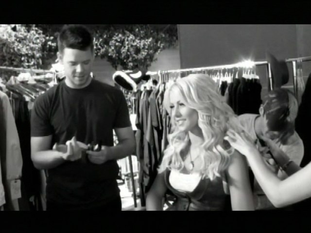 """Julianne Hough - The Making Of """"My Hallelujah Song"""""""