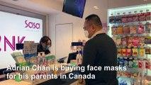 Coronavirus: Masks go on world tour as Hong Kongers now send supplies abroad