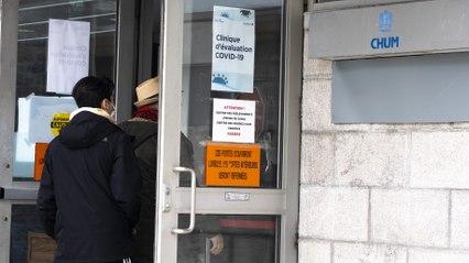 Dépistage: des mesures sanitaires «insuffisantes» sèment l'inquiétude à Montréal