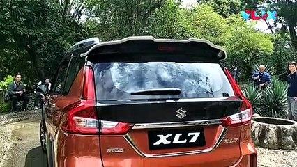 """Review Suzuki XL7 """"Si Penjegal"""" Xpander Cross"""