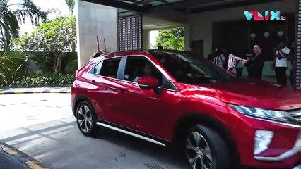 Siksa Mobil Terbaru Mitsubishi Sampe Lombok!