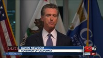 Gov. Gavin Newsom issues statewide stay at home order