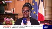 """Sibeth Ndiaye: """"Il n'y a pas de moindre respect du confinement en fonction de la catégorie sociale ou des origines"""""""