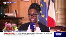"""Sibeth Ndiaye: l'état d'urgence sanitaire est """"une sécurisation juridique très importante dans un État de droit"""""""