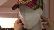 Looking good behind a mask: Virus fashion evolves
