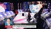 """Plainte contre Édouard Philippe et Agnès Buzyn: """"Il faut hausser le ton, on nous a menti depuis le début"""""""