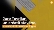 Ce créatif slovène revisite de célèbres logos façon confinement