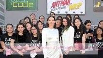 """Coronavirus : Evangeline Lilly refuse de se confiner pour sa """"liberté"""""""