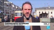 Coronavirus outbreak: Ukraine parliament votes to triple salaries of medical staff working on COVID-19