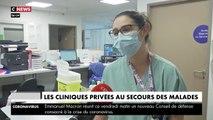 VIRUS - En larmes, une infirmière explique être touchée par la mobilisation des Français qui applaudissent depuis leurs fenêtres - VIDEO