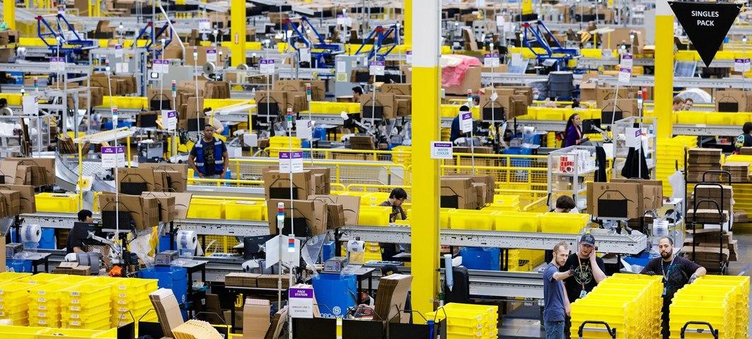 Amazon creará 100.000 empleos durante la crisis del coronavirus