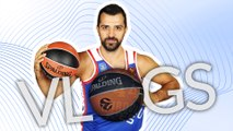 EuroLeague Vlog: Krunoslav Simon, Anadolu Efes Istanbul