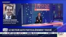 Édition spéciale: Le secteur auto particulièrement touché - 19/03