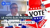 Le vote électronique remplacera-t-il le vote papier ?   Futura