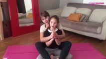 8 postures de yoga à faire avec votre enfant