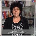 """Frédérique Vidal, Ministre de l'Enseignement Supérieur, de la Recherche et de l'Innovation, appelle à utiliser la plateforme """"Je contribue"""" sur www.fun-ressources.fr"""