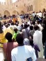 Prière du vendredi : L'arrivée de Serigne Mountakha Mbacké