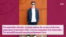 Jean-Baptiste Maunier : qui est Léa Arnezeder, sa compagne et mère de son fils ?