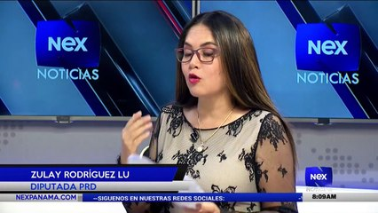 Entrevista a Zulay Rodriguez, Diputada del PRD -  Nex Noticias