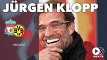 Tipps von einem Champions-League-Sieger: Jürgen Klopp über die Bedeutung des Amateurfußballs