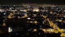 Jubel zum Start der Ausgangssperre in Lima