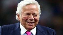 Robert Kraft Uses Analogy to Describe Tom Brady's Departure
