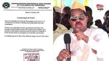 Les grosses révélations de Ahmed Khalifa Niasse sur le Corona et l'Islam