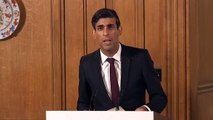 Rishi Sunak says Government will guarantee 80 percent of workers incomes during Covid-19 outbreak