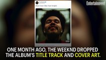 The Weeknd Releases 'After Hours,' His First Album in Four Years