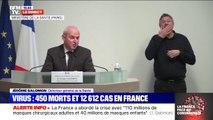 """Traitement à la chloroquine: """"Nous avons demandé son évaluation en urgence"""", selon Jérôme Salomon"""
