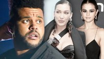 The Weeknd Sings About Selena Gomez & Bella Hadid On After Hours