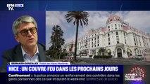 Confinement: un couvre-feu à Nice dès samedi 23h, selon le préfet des Alpes-Maritimes