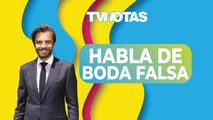 Eugenio Derbez confiesa que nunca hubo boda falsa con Victoria Ruffo
