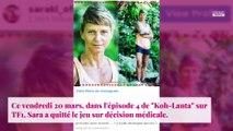Koh-Lanta 2020 : Sara blessée, pourquoi a-t-il fallu l'opérer ? (Exclu)